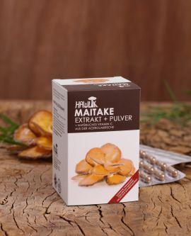 Maitake Extrakt + Pulver