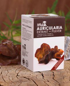 Auricularia Extrakt+Pulver 120 Stk.