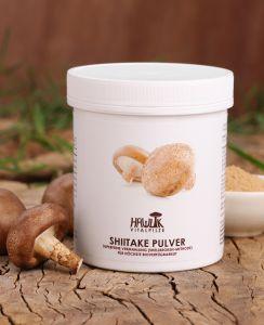 Shiitake Pulver 100g